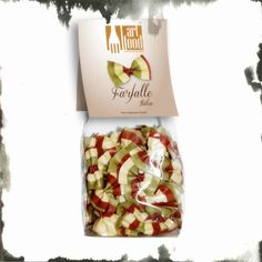 It's time for a special pasta! Farfalle Italia: try n' fly!  #pasta #gourmet #cooking #Italy #yummyfood #delicatessen #special
