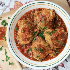Check out Quick Instant Pot Chicken Recipes, which are absolutely easy and delicous. Get the best instant pot recipes with chicken here & make one tonight. Cacciatore Recipes, Chicken Cacciatore, Fall Recipes, Dinner Recipes, Turkey Recipes, Yummy Recipes, Healthy Recipes, Slow Cooked Meals, Coq Au Vin