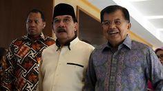 Image result for antasari azhar bertemu jokowi