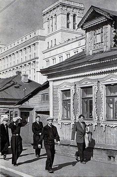 moya_moskva: МОСКВА, КОНТРАСТЫ 1950-х