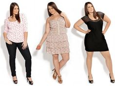 City Chic clothing #plus size