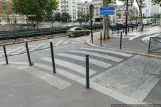 Какими должны быть пешеходные переходы – Варламов.ру
