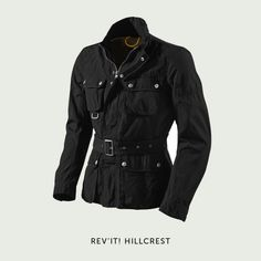 REV'IT! Hillcrest motorcycle jacket