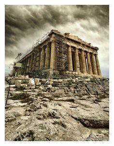 Parthenon, Athens #Greece