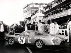 1966 Renault Alpine A210 ✏✏✏✏✏✏✏✏✏✏✏✏✏✏✏✏ IDEE CADEAU / CUTE GIFT IDEA ☞ http://gabyfeeriefr.tumblr.com/archive ✏✏✏✏✏✏✏✏✏✏✏✏✏✏✏✏