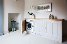 K Kitchens Ludlow ... giving your utility area a cohesive look. Kitchens start at £25,000