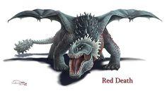 Red Death by Voltaic-Soda.deviantart.com on @DeviantArt