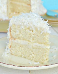 Best Coconut Cake w cream cheese frosting-All-Purpose Flour - 2 3/4 Cups Baking Powder - 1 Teaspoon Baking Soda - 1/2 Teaspoon Salt - 1/2 Teaspoon Sugar - 1 3/4 Cups Unsalted Butter - 1 Cup (2Sticks) Sweetened Cream of Coconut-like Coco Lopez - 1 Cup Large Eggs, Separated - 4 Vanilla Extract - 1 Teaspoon Coconut Extract - 1/2 Teaspoon Buttermilk, Well Shaken - 1 Cup Frosting: Cream Cheese, at Room Temperature - 2-8 Ounce Packages Unsalted Butter, at Room Temperature - 1/2 Cup (1 Stick)…