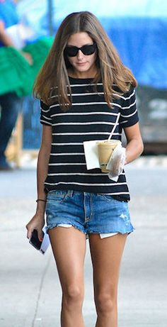 Olivia Palermo - simple style inspiration