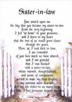 i love you mom quotes Sister In Law Poems, Prayers For My Sister, Thank You Sister, Mom Poems, Sister In Law Gifts, Sister Quotes, Mom Quotes, Family Quotes, Quotable Quotes