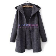 三十 女装★秋冬新款在售优雅气质纯羊毛简约百搭毛呢大衣女大衣