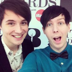 dan's smile when he's in a picture with only phil is so real it hurts
