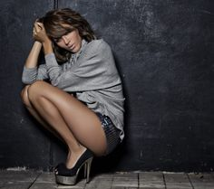 Nicole Ari Parker's Full Fashion Spread For DENIM Magazine