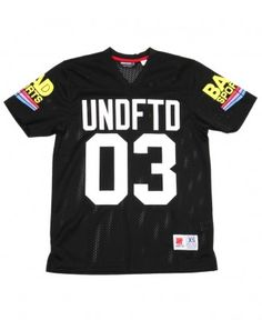 Undefeated - Bad Sports Jersey - $50