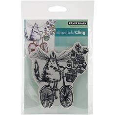 "Penny Black Cling Rubber Stamp 4""x5"" Sheet-Sweet Delivery... https://www.amazon.fr/dp/B00TY30YZK/ref=cm_sw_r_pi_dp_N0owxbZ18TXQ9"