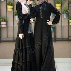 Abaya Noir Egypt  01121180255