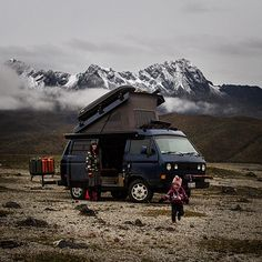#Basecamp in #Cotopaxi National Park. Ouropenroad.com