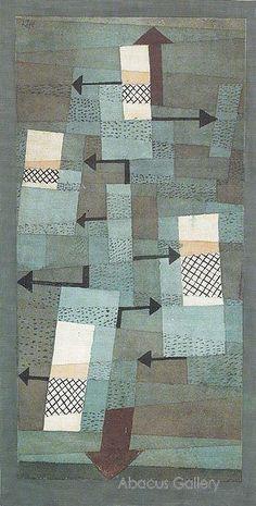 Paul Klee arrows - Google Search