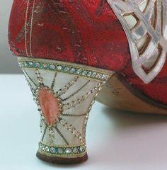 Beautiful - 1920s shoe detail