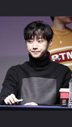 B1A4_ Jinyoung_ fan sign event_ rollin'_