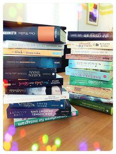Die To-Do-Liste ... oder: lasst uns unsere SuBs abbauen! - wie ich meine persönliche Challenge starte Blog, Challenge, Eyeshadow, Beauty, Stack Of Books, Great Books, Book Presentation, New Books, Reading Books