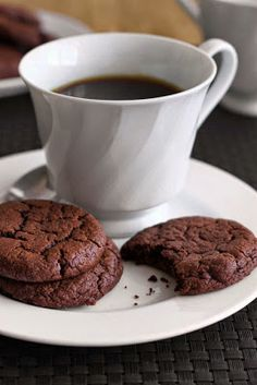 After Eight Cookies - Scientifically Sweet