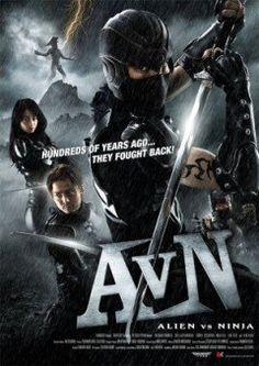 Phim Quái Vật Không Gian Đối Đầu Ninja