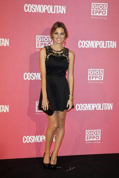 Famosas con vestidos de fiesta en los Premios Cosmopolitan #vestidos #fiesta #invitadas