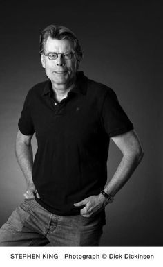 Stephen King--Meet and Talk It Up. Could possibly be my number one bucket list.