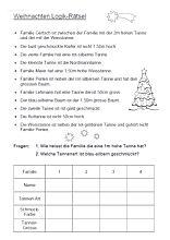 logikr tsel weihnachten texte auf deutsch riddles advent und puzzle. Black Bedroom Furniture Sets. Home Design Ideas