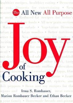 My cooking Bible! Can't tell you how manytimes I have used this book. This is the 1997 version.