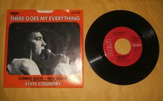 Elvis Presley 45RPM Record 47-9960 There Goes My Everything/I Really w/ SLEEVE