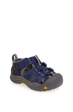 Keen 'Newport H2' Waterproof Sandal (Baby & Walker) available at #Nordstrom