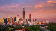 Cityscape Chicago II (Timelapse)