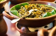 Traditional Indonesia Vegetable dish