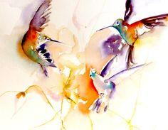 hummingbird symbolism - Google Search