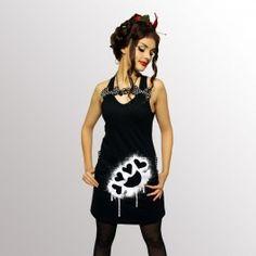 44,90e koko L Vixxsin - Luv Duster Dress