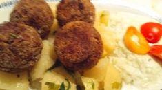 Csirkemáj fasírt - ezt meg kell csinálnom! - Ketkes.com Mashed Potatoes, Main Dishes, Beef, Ethnic Recipes, Food, Kitchens, Whipped Potatoes, Main Course Dishes, Meat