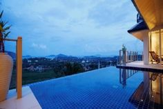Vacation rentals: 4 bed house overlooking the Andaman Sea.