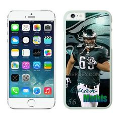 http://www.xjersey.com/philadelphia-eagles-iphone-6-plus-cases-white18.html PHILADELPHIA EAGLES IPHONE 6 PLUS CASES WHITE18 Only $21.00 , Free Shipping!
