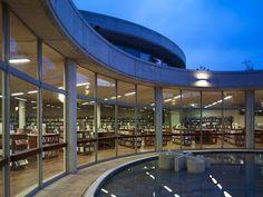 Un edificio fantástico de un arquitecto fantástico.