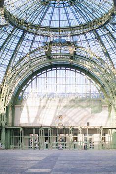 Verrière du Grand Palais, Paris
