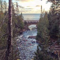 Cascade River State Park in Lutsen, MN #MSPDestination