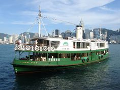 It's still thrilling to ride the iconic Star Ferry from Pier 7 in Central over to Kowloon.