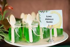 lime jungle slime (and lots of other creative food ideas!)