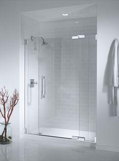 Glass Shower Doors Decor