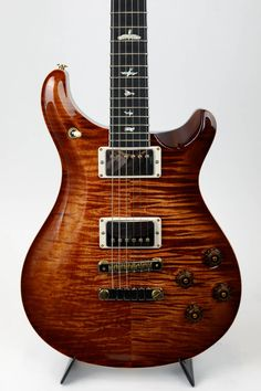 Paul Reed Smith McCarty 594 10 Top Maple Electric Guitar - Orange Tiger