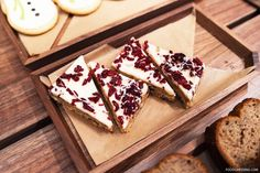 Starbucks Cranberry Bliss Bar