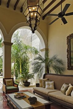 Casa Lecanda in Mexico is Merida's most luxurious boutique hotel. It's a #Fodors100 Hotel Awards winner in the Home Suite Homes category.