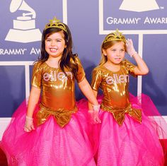 Sophia Grace and Rosie! love these two!